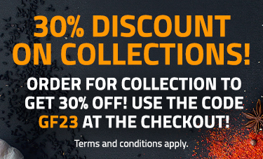 30% off collections!