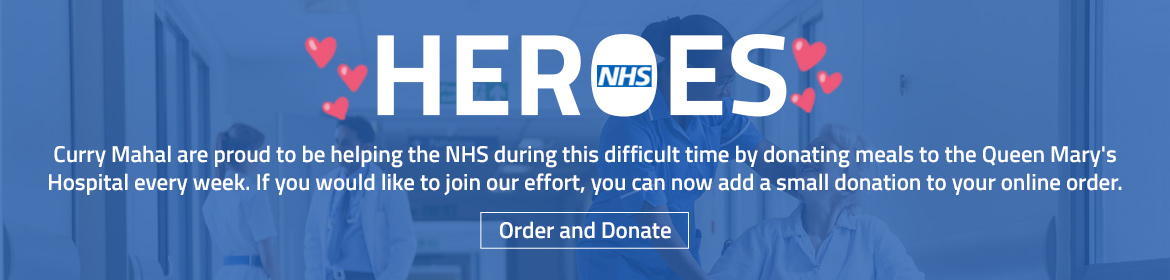 We are proud to support our NHS